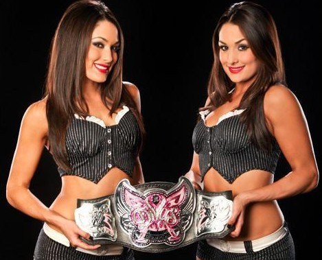 Merci les Bella Twins  :)