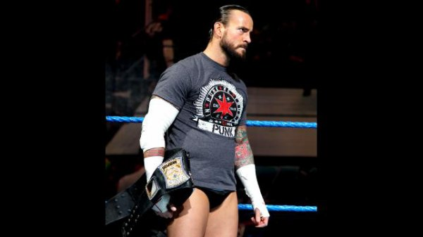 Over the Limit : CM Punk bat Daniel Bryan