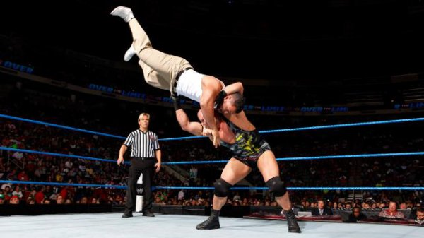 Over the Limit : Ryback bat Camacho