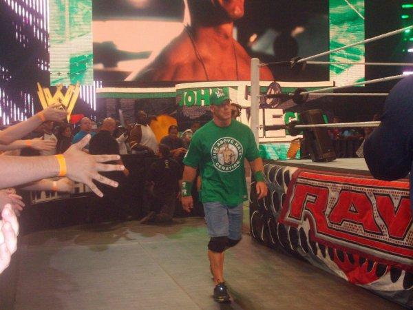 John Cena & Randy Orton