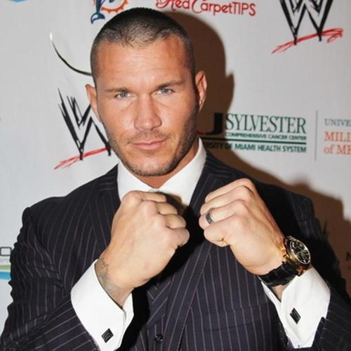 Cm Punk & Randy Orton