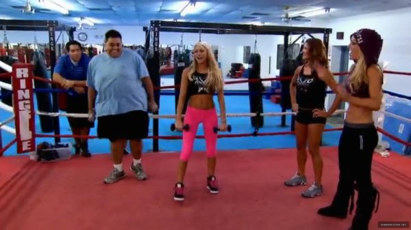 Eve, Kelly & Michelle McCool : Extreme Makeover Weightloss Edition