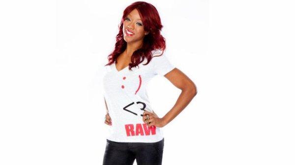 Divas Photoshoot pour le 1000ée de RAW