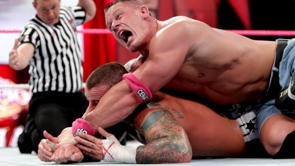 Night Of Champions 2012: CM Punk bat John Cena
