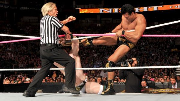 Night Of Champions 2012: Sheamus bat Alberto Del Rio
