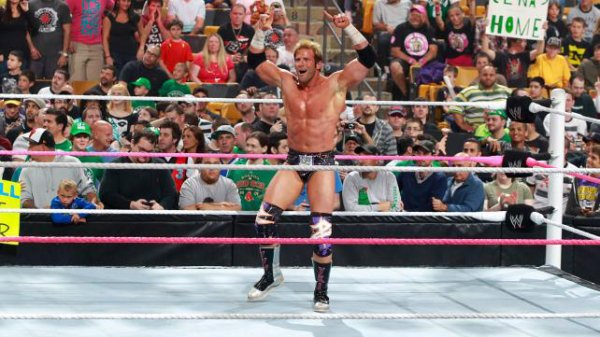 Night Of Champions 2012: Bataille Royal (challenger n°1 us championship - winner ZACK RYDER)