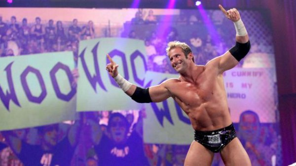 Night Of Champions 2012:  Antonio Cesaro bat Zack Ryder