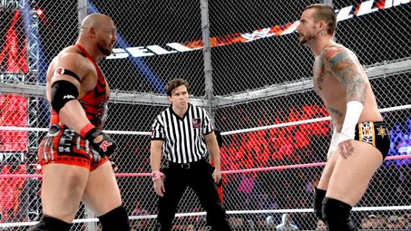 Résultats Hell in a Cell 2012: CM Punk bat Ryback