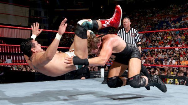 Extreme Rules 2013: Alberto del rio bat Jack Swagger