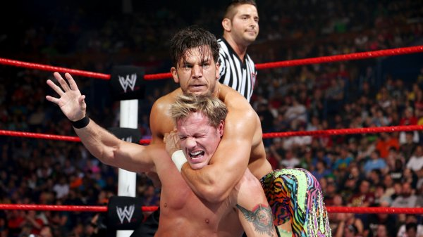 Extreme Rules 2013: Chris Jericho bat Fandango