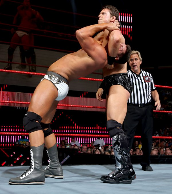 Extreme Rules 2013: The Miz bat Cody Rhodes