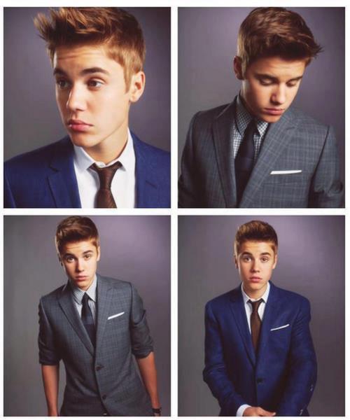 Pose Photo De Justin Bieber ♥