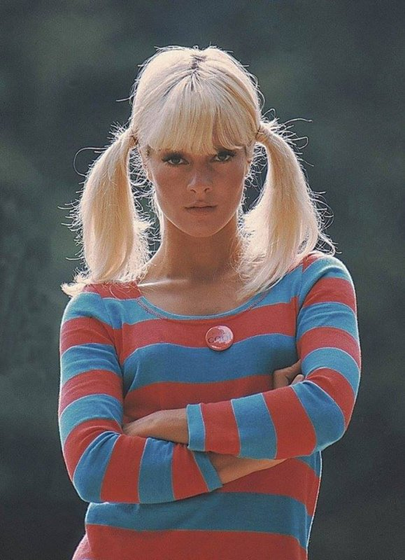 Sylvie en 1967