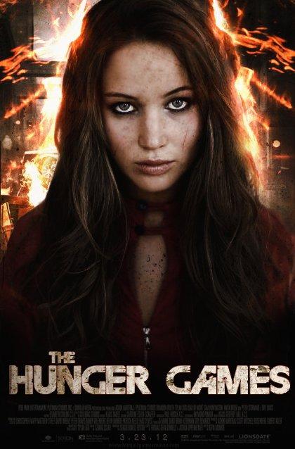 Jennifer Lawrence en Katniss Everdeen