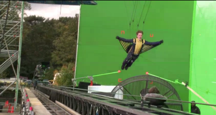 Tournage des X-men: First class