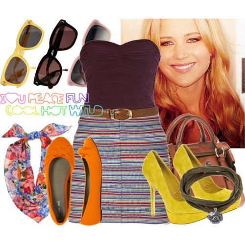 Jenniffer's style inspiration
