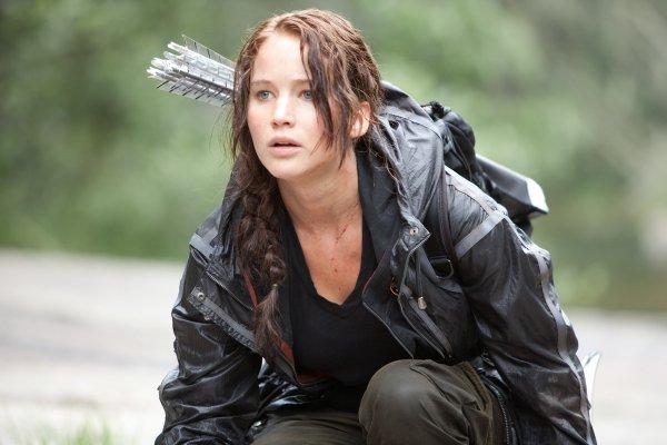 Jennifer Lawrence, une personne puissante