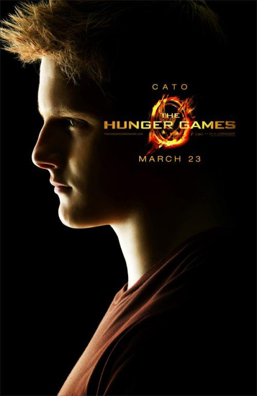 Nouvelles affiches Hunger Games!!!