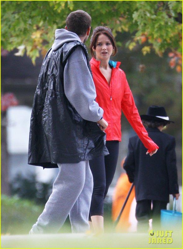 Photoshoot avec Bradley Cooper