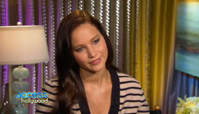 Jennifer Lawrence sur The Hunger Games: «Ce n'est pas Twilight""