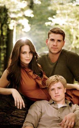 Nouvelles photoshoot d'Hunger Games