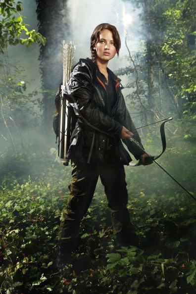 Nouvelles photos de Jen et Hunger Games