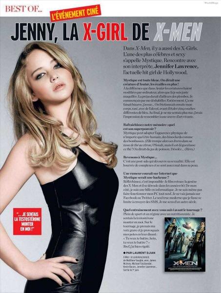 Quelques articles sur Jenny