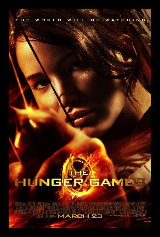 Nouvelle affiche Hunger Games :D