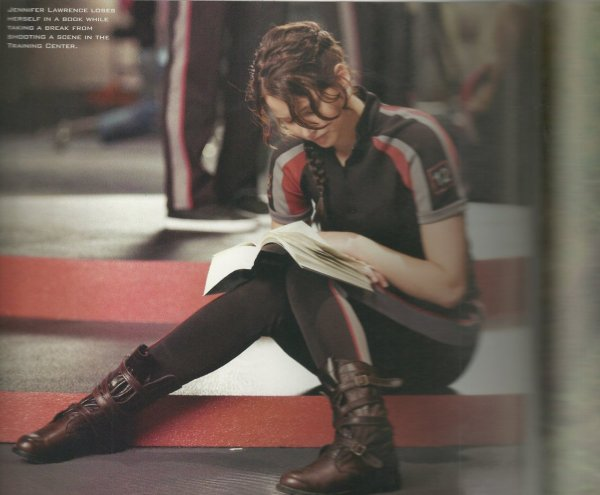 Hunger Games Stills