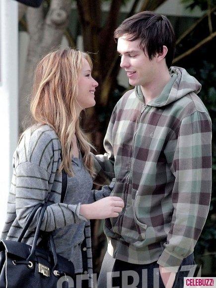 Candids; Jen et Nicholas