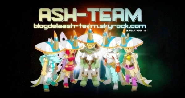 Ma team.
