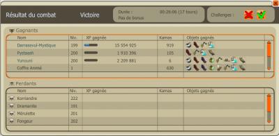 Il etait temps ! IRL/Resultats captures/Objectifs futurs/Commande.