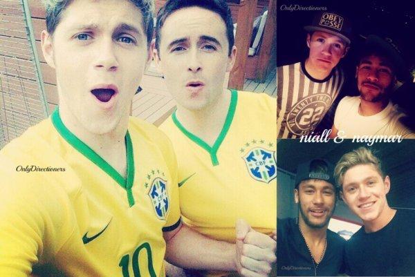 niall & neymar