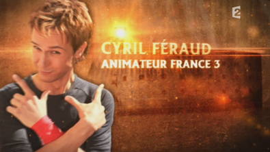 Interview de Cyril Féraud après Fort Boyard