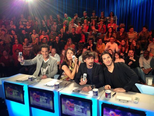 Le jury très special!!!