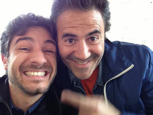 Verino et Jose Garcia