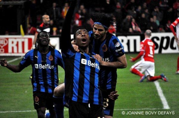 STANDARD VS FC BRUGES PO1