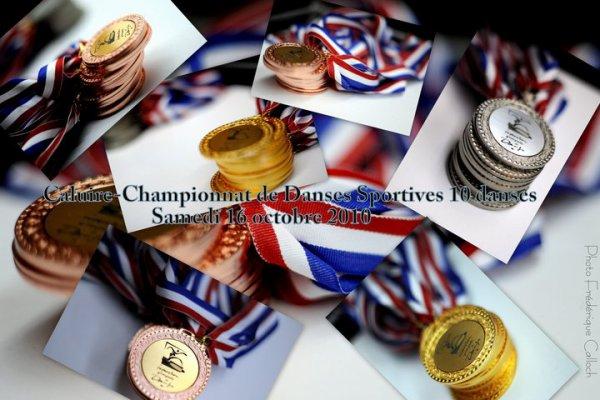 ... Championnat de France 10 danses 2010 ...