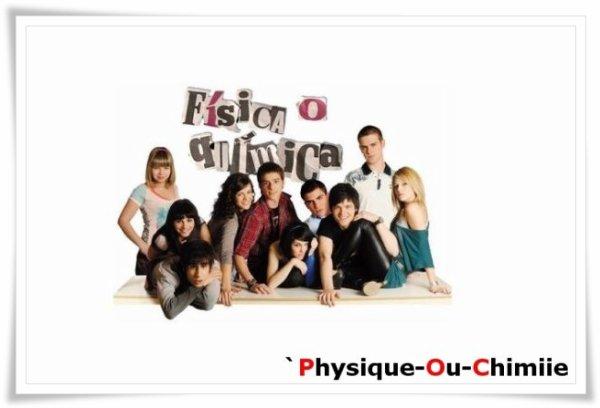 `Physique ou Chimie , La série d'une génération qui est la notre...