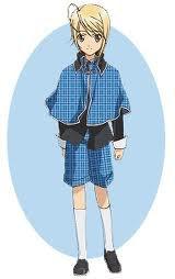 Les personnage de SHUGO CHARA Part 2