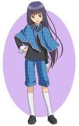 Les personnage de SHUGO CHARA Part 3
