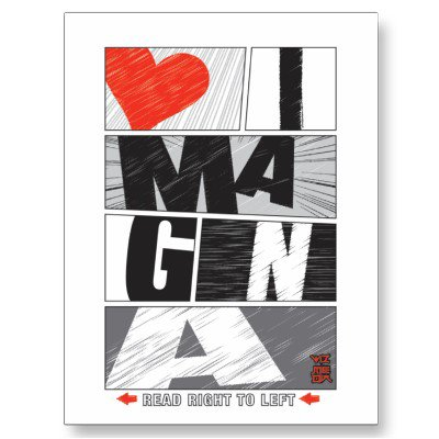 I love MANGA !