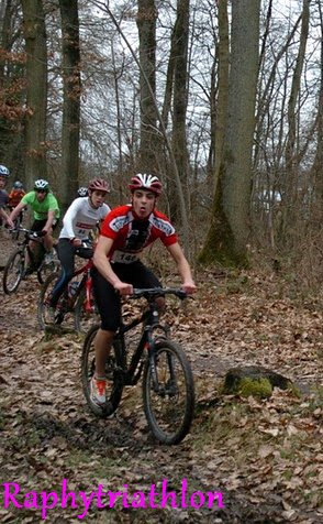 Run&Biek de sainte-geneviéve TRiathlon  6 Fevriére