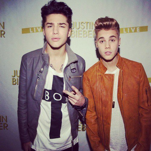 Justin and Belieber  ♥