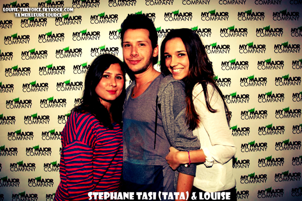 Louise & Stephane Tasi
