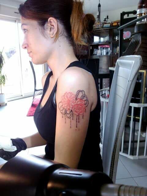 Auto tattoo