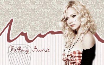 Mais c'est qu'Avril est magnifique ! ♥