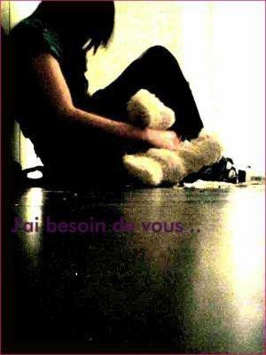 J'ai besoin de vous..♥