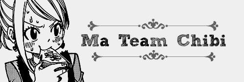 Ma Team chibi♥