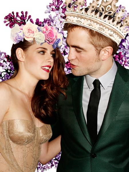 Ta source sur Kristen Stewart et Robert Pattinson